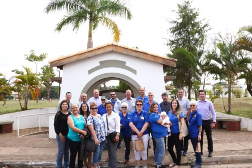 img IBIRÁ RECEBE AUSTRALIANOS DO PROGRAMA DE INTERCÂMBIO DO ROTARY